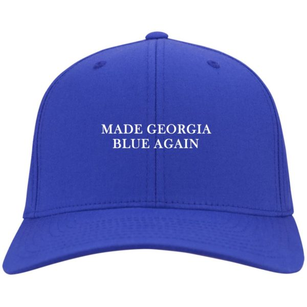 redirect 1943 600x600 - Made Georgia blue again hat