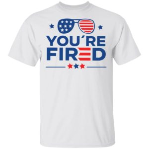 redirect 1954 300x300 - Donald Trump you're fired shirt