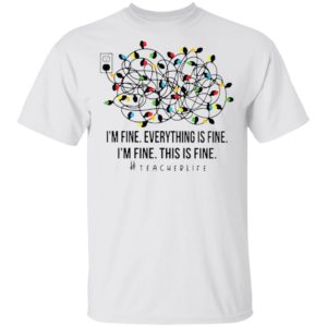 redirect11192020201125 300x300 - I'm fine everything is fine I'm fine this is fine Christmas shirt