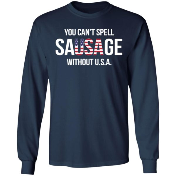 redirect11242020031145 4 600x600 - You can't spell sausage without USA shirt