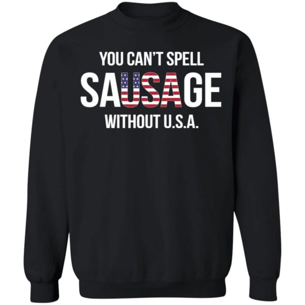 redirect11242020031145 7 600x600 - You can't spell sausage without USA shirt