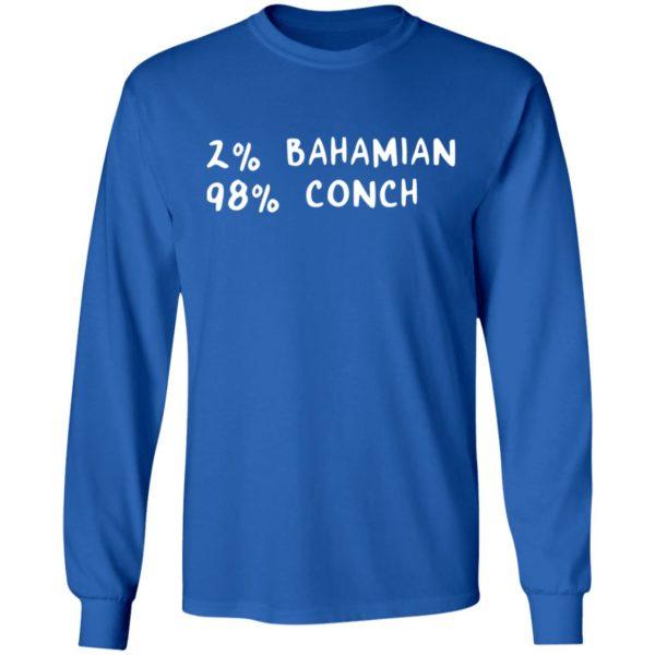 redirect11242020041131 3 600x600 - 2% Bahamian 98% Conch shirt