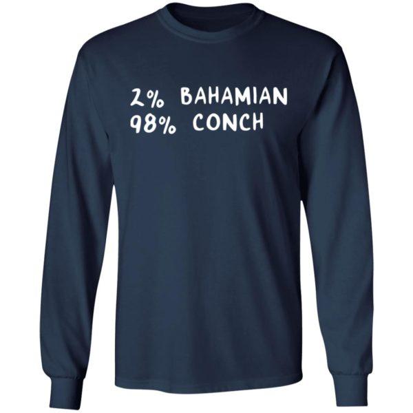 redirect11242020041131 4 600x600 - 2% Bahamian 98% Conch shirt