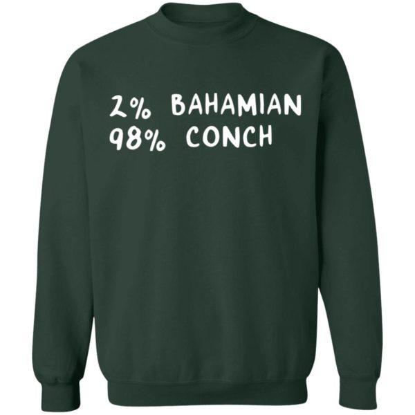 redirect11242020041132 4 600x600 - 2% Bahamian 98% Conch shirt