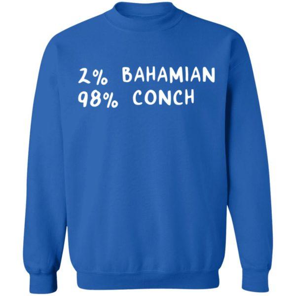 redirect11242020041132 5 600x600 - 2% Bahamian 98% Conch shirt
