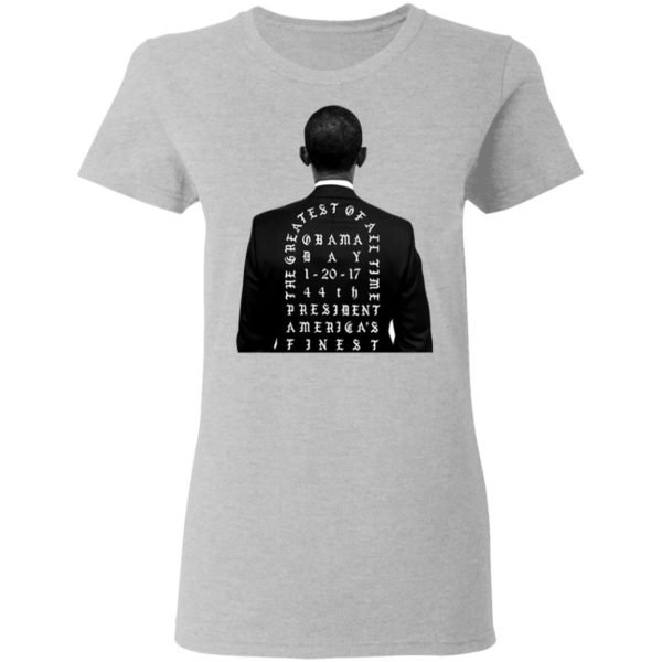 redirect11272020001150 3 600x600 - Obama the greatest of all time president America finest shirt