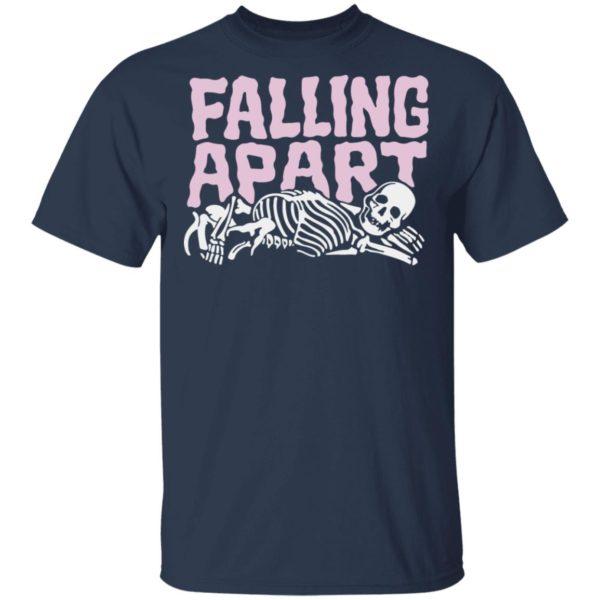 redirect11272020041149 1 600x600 - Skull falling apart shirt