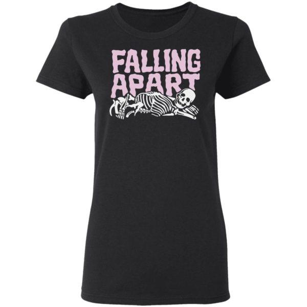 redirect11272020041149 2 600x600 - Skull falling apart shirt