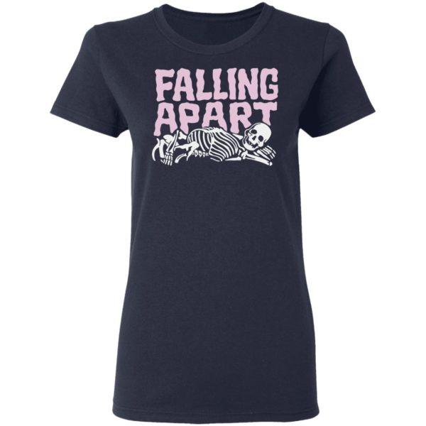 redirect11272020041149 3 600x600 - Skull falling apart shirt