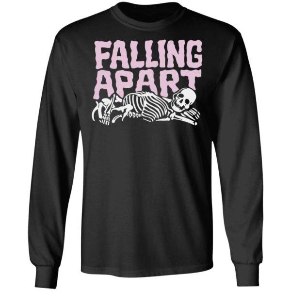redirect11272020041149 4 600x600 - Skull falling apart shirt