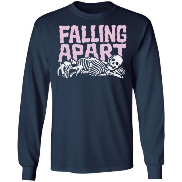 redirect11272020041149 5 600x600 - Skull falling apart shirt