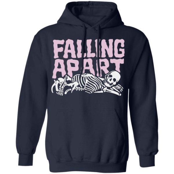 redirect11272020041149 7 600x600 - Skull falling apart shirt