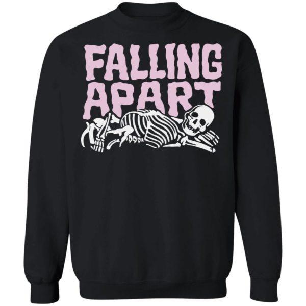 redirect11272020041149 8 600x600 - Skull falling apart shirt