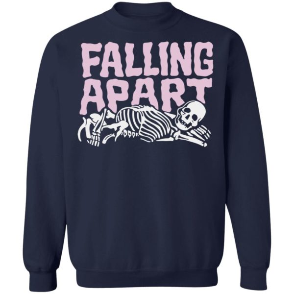 redirect11272020041149 9 600x600 - Skull falling apart shirt