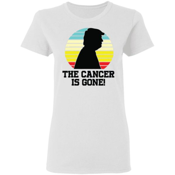 redirect11272020081117 2 600x600 - Trump the cancer is gone vintage shirt