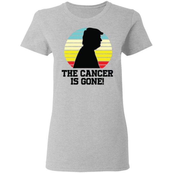 redirect11272020081117 3 600x600 - Trump the cancer is gone vintage shirt