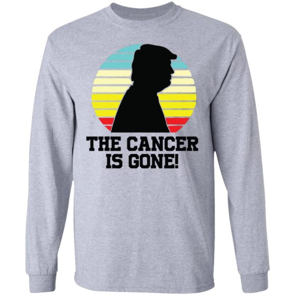 redirect11272020081117 4 600x600 - Trump the cancer is gone vintage shirt