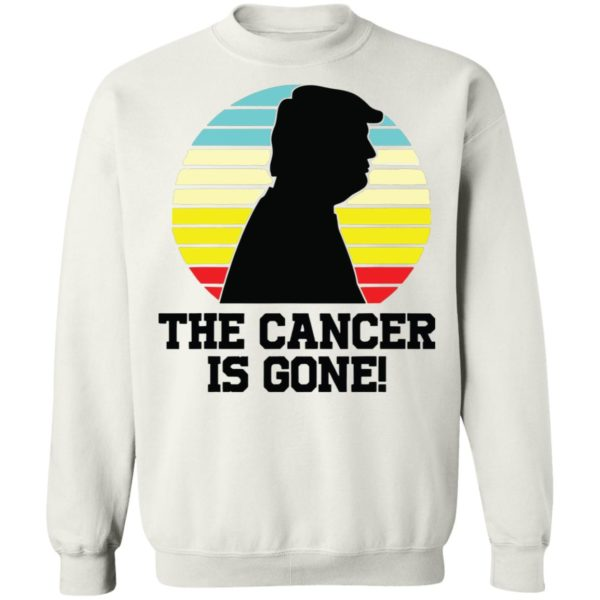 redirect11272020081117 9 600x600 - Trump the cancer is gone vintage shirt