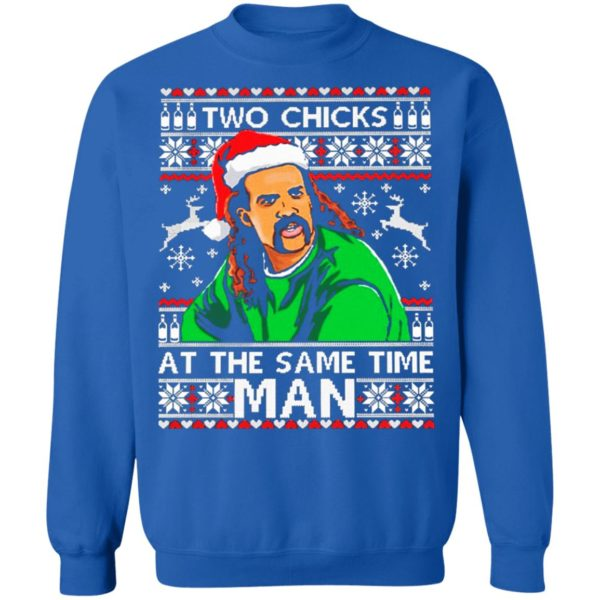 redirect12152020211222 10 600x600 - Two Chicks at the same time man Christmas sweater