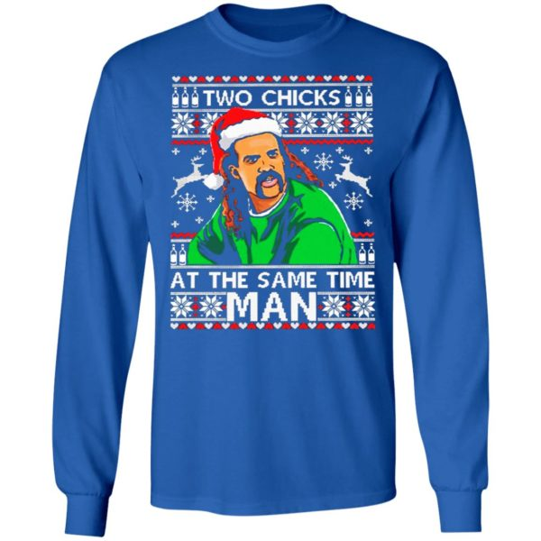 redirect12152020211222 3 600x600 - Two Chicks at the same time man Christmas sweater