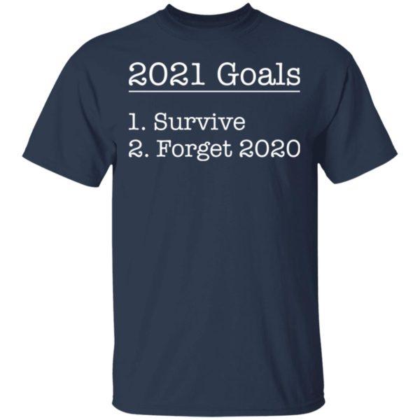 redirect12172020031244 1 600x600 - 2021 goals survive forget 2020 shirt