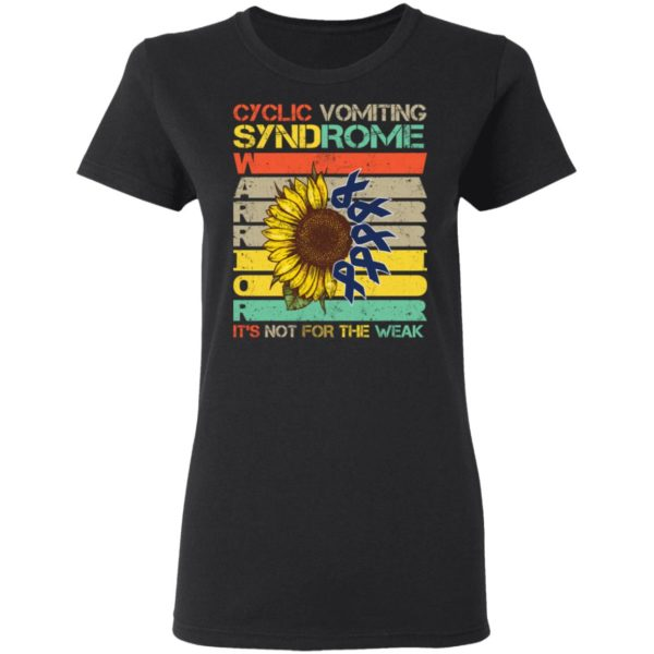 redirect12222020041242 2 600x600 - Cyclic vomiting syndrome it's not for the weak shirt