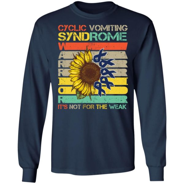 redirect12222020041242 5 600x600 - Cyclic vomiting syndrome it's not for the weak shirt