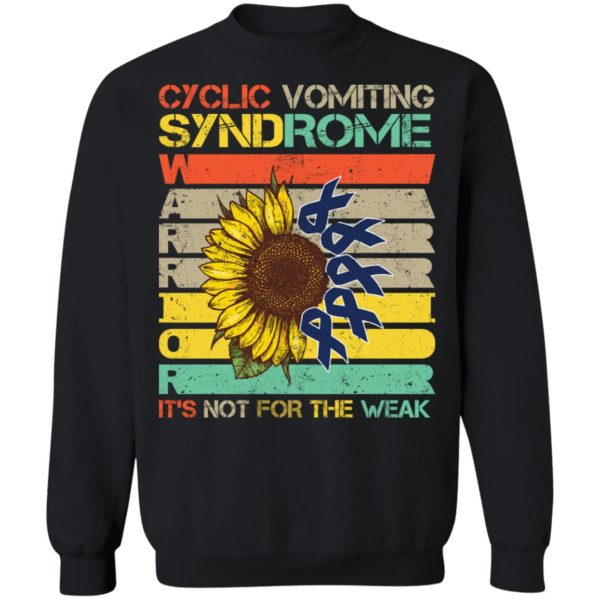 redirect12222020041242 8 600x600 - Cyclic vomiting syndrome it's not for the weak shirt