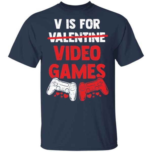 redirect01192021010122 1 600x600 - V is for valentine video games shirt