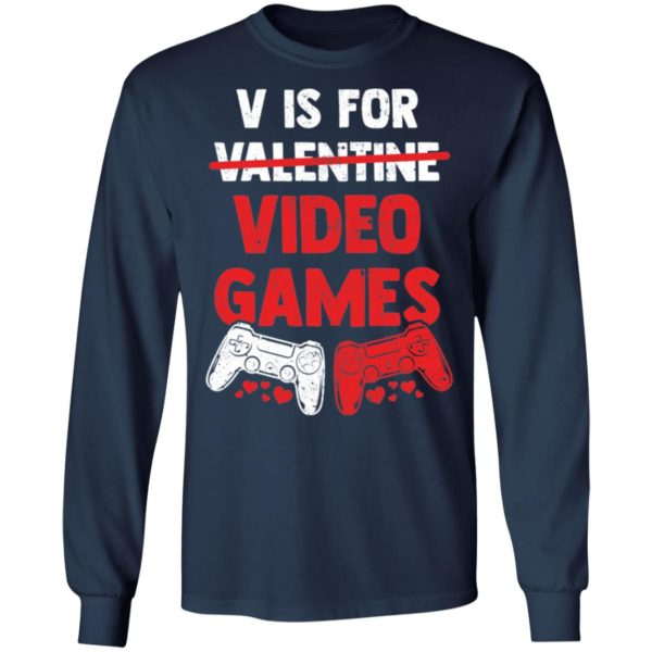 redirect01192021010122 5 600x600 - V is for valentine video games shirt