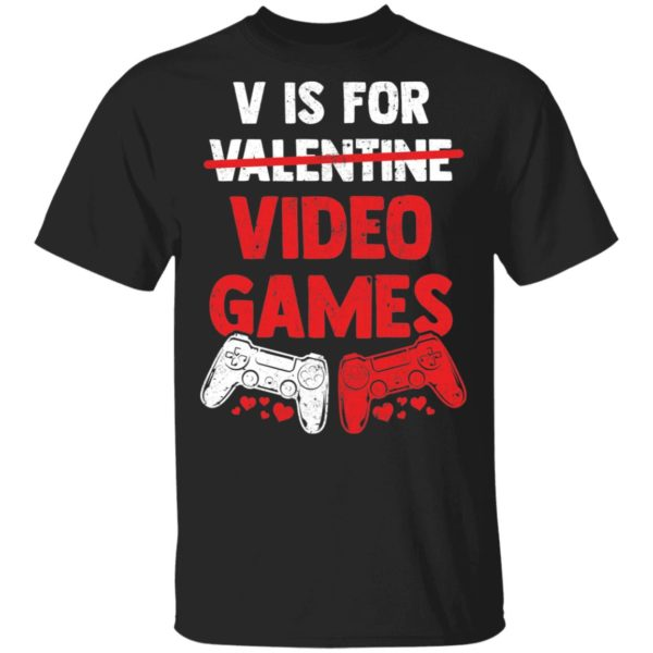 redirect01192021010122 600x600 - V is for valentine video games shirt