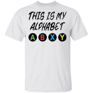 redirect01192021040153 300x300 - This is my alphabet abxy shirt