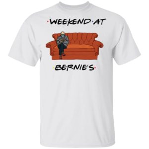 redirect01252021010126 300x300 - Weekend at Bernie's shirt