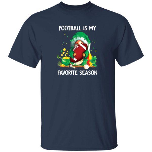 redirect02202021020213 1 600x600 - Gnomes Irish football is my favorite season shirt