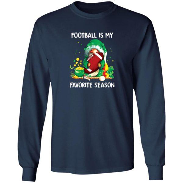 redirect02202021020213 5 600x600 - Gnomes Irish football is my favorite season shirt