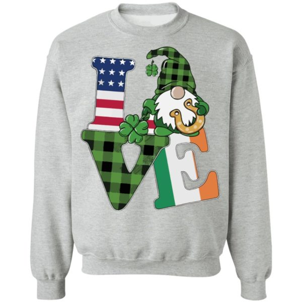 redirect02232021060219 8 600x600 - Gnomes Love St Patrick's Day shirt