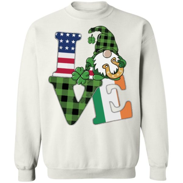redirect02232021060219 9 600x600 - Gnomes Love St Patrick's Day shirt