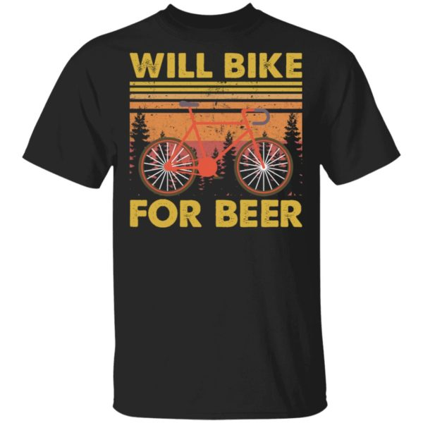 redirect03032021040316 600x600 - Will bike for beer vintage shirt