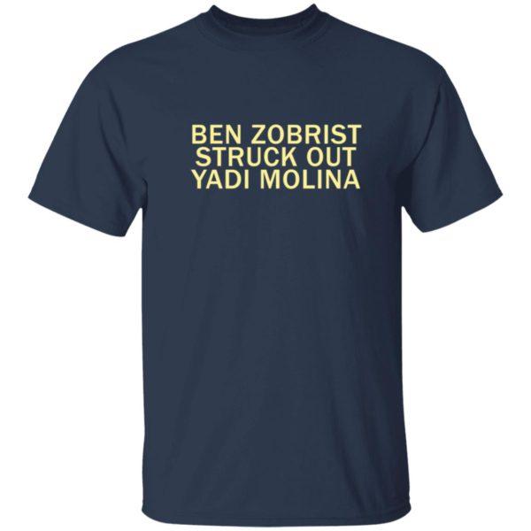 redirect04072021000407 1 600x600 - Ben Zobrist struck out Yadi Molina shirt