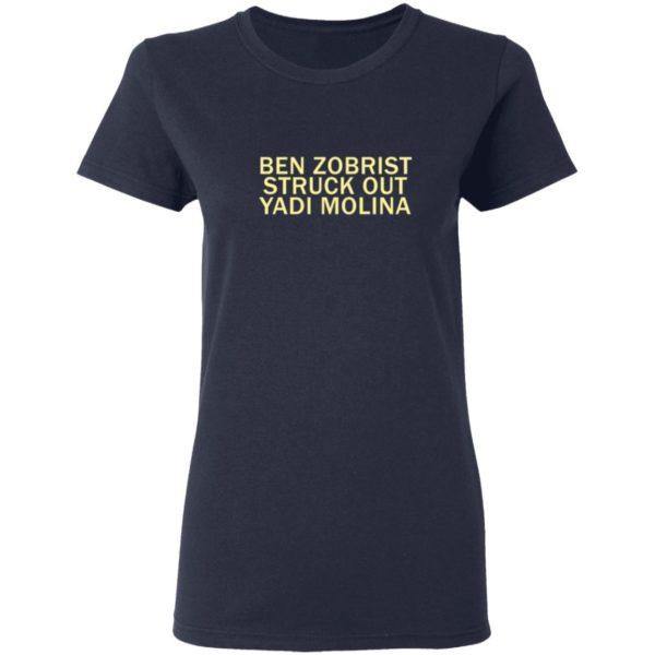 redirect04072021000407 3 600x600 - Ben Zobrist struck out Yadi Molina shirt