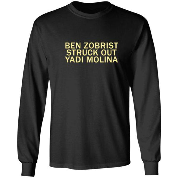 redirect04072021000407 4 600x600 - Ben Zobrist struck out Yadi Molina shirt
