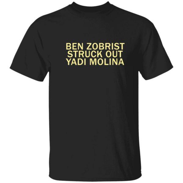 redirect04072021000407 600x600 - Ben Zobrist struck out Yadi Molina shirt