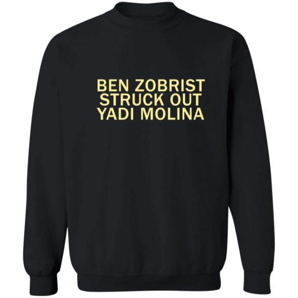redirect04072021000407 8 600x600 - Ben Zobrist struck out Yadi Molina shirt
