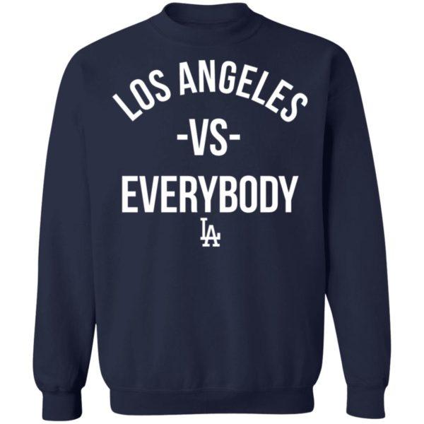 redirect06012021220606 1 600x600 - Los Angeles vs everybody shirt
