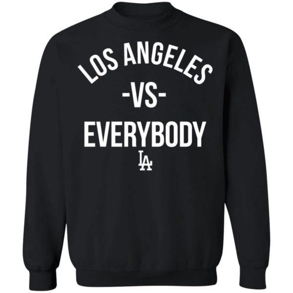 redirect06012021220606 600x600 - Los Angeles vs everybody shirt