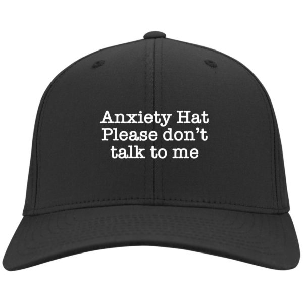 redirect06092021030656 2 600x600 - Anxiety hat please don't talk to me hat