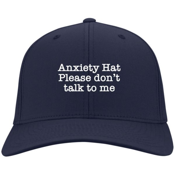 redirect06092021030656 3 600x600 - Anxiety hat please don't talk to me hat