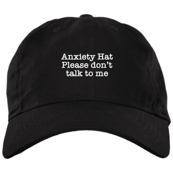 redirect06092021030656 600x600 - Anxiety hat please don't talk to me hat