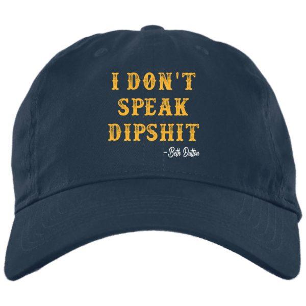 redirect07292021040746 1 600x600 - I don't speak dipshit hat