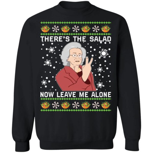 redirect10092021071011 4 600x600 - Doris there's the salad now leave me alone sweater